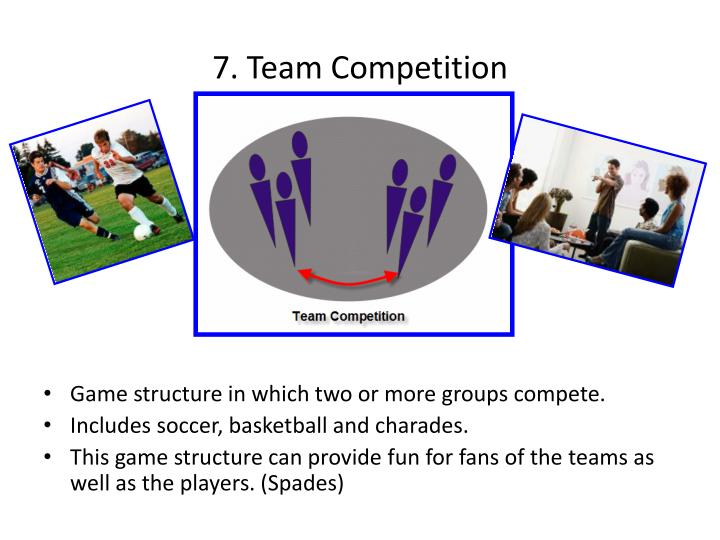 7. Team Competition