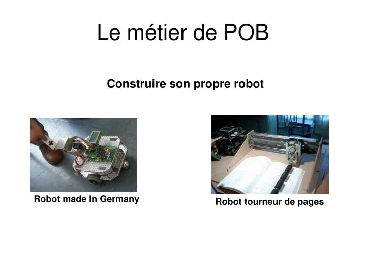 Robot made In Germany