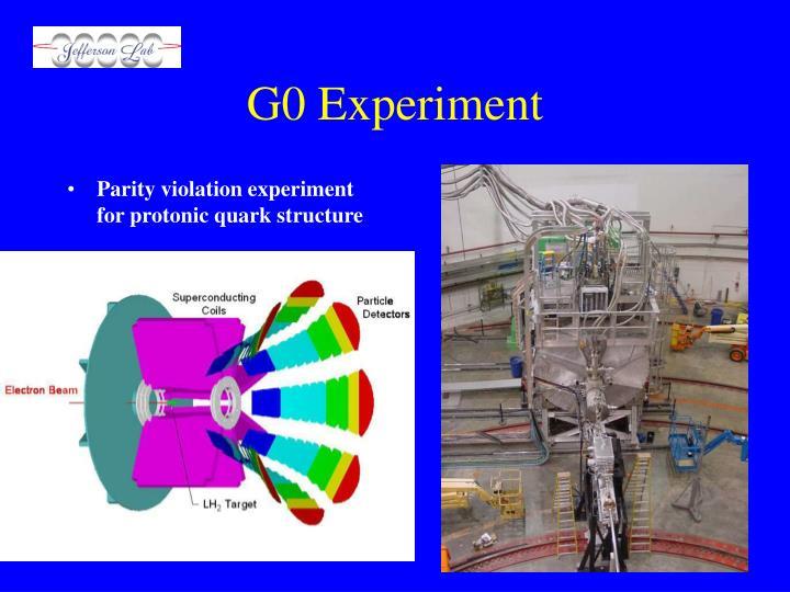 Parity violation experiment for protonic quark structure