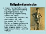 philippine commission1