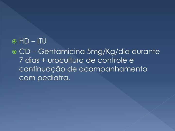 HD – ITU