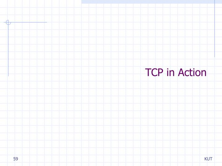 TCP in Action