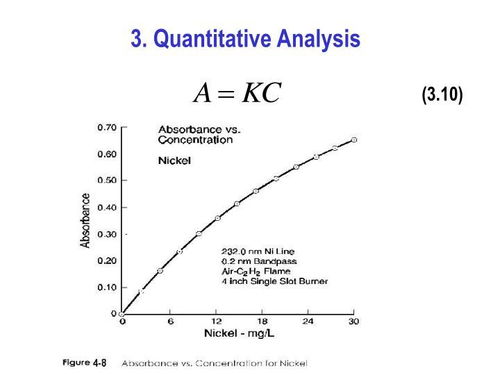 3. Quantitative Analysis