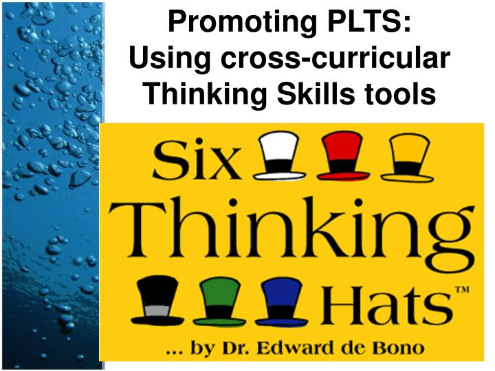 Promoting PLTS: