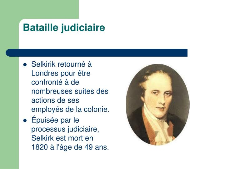Bataille judiciaire