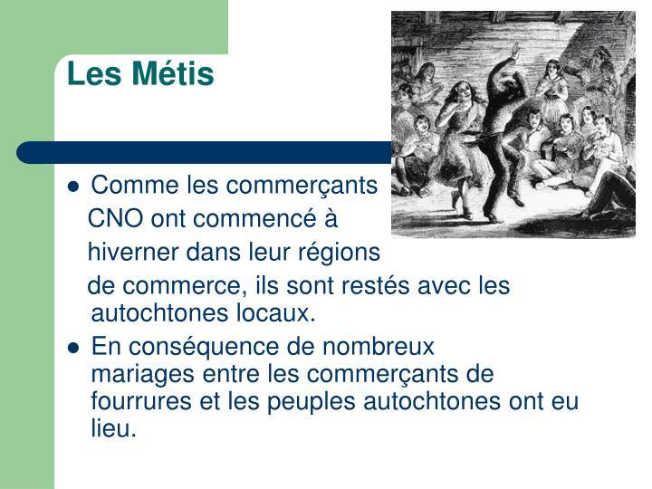 Les Métis