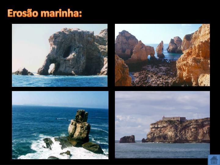 Erosão marinha:
