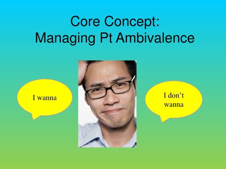 Core Concept: