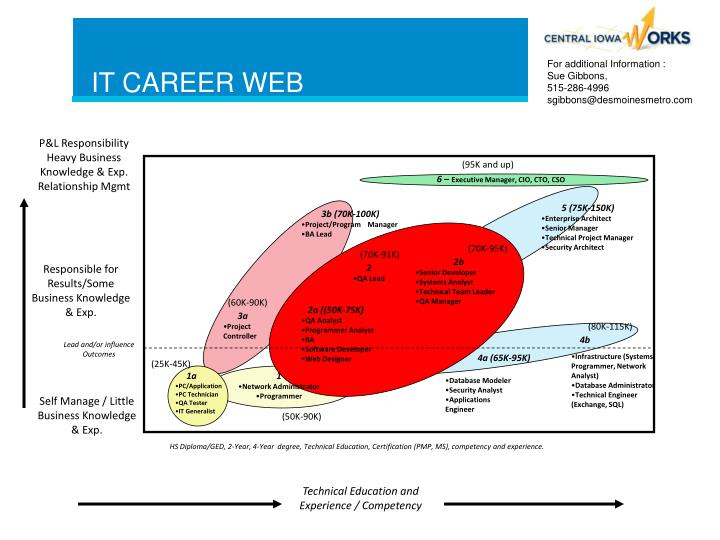 IT CAREER WEB