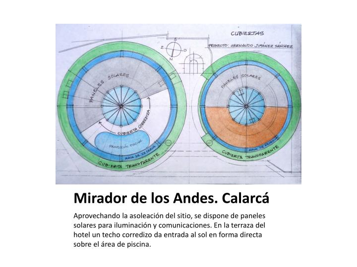 Mirador de los Andes. Calarcá