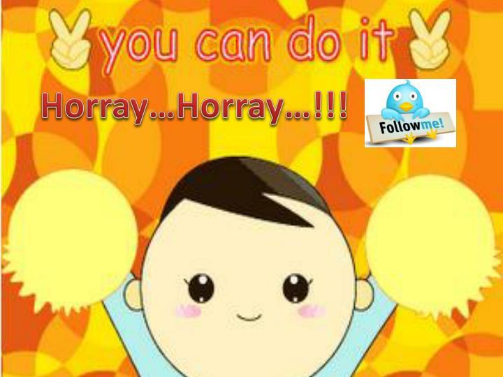 Horray