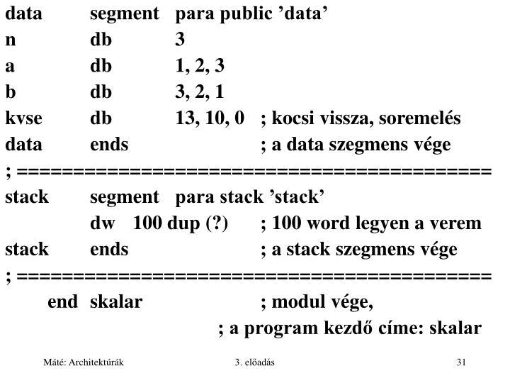 datasegment para public 'data'