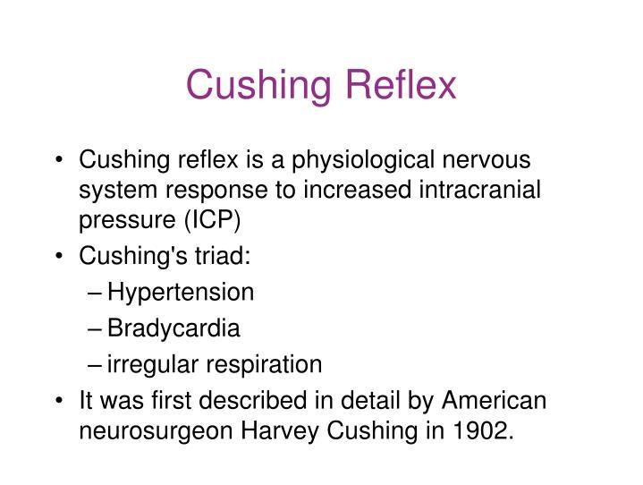 Cushing Reflex