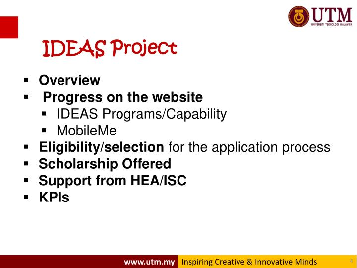 IDEAS Project