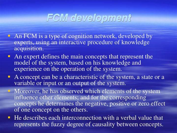 FCM development