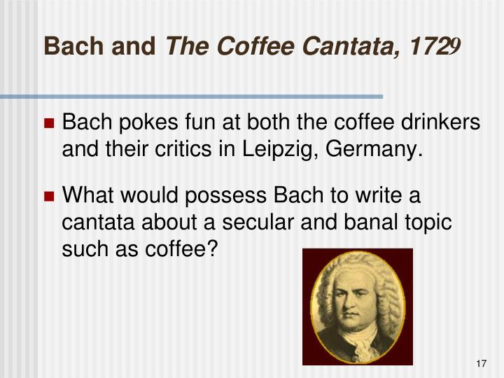 Bach and