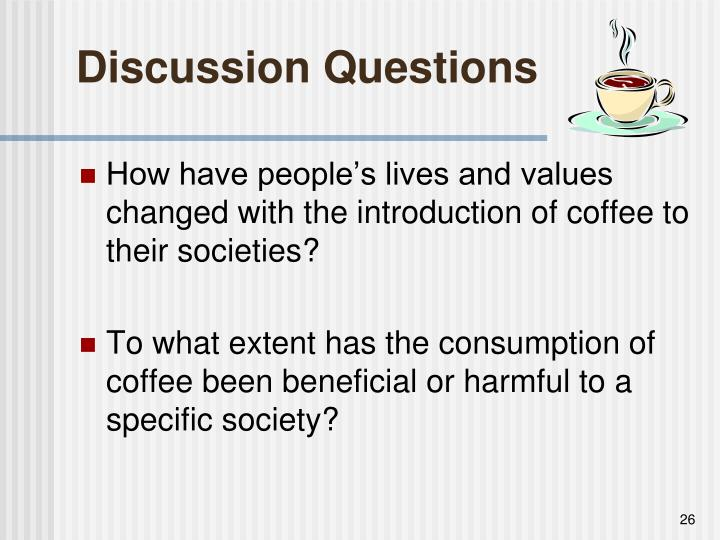 Discussion Questions