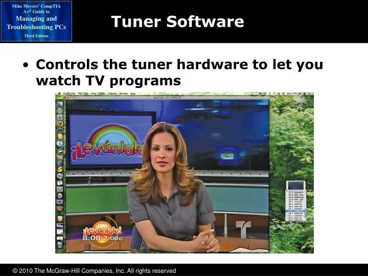 Tuner Software