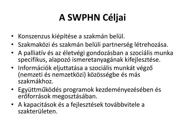 A SWPHN Cljai