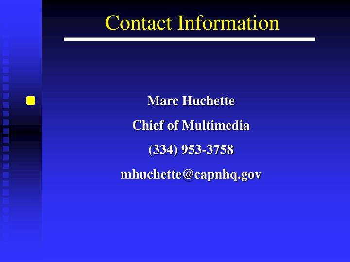 Marc Huchette