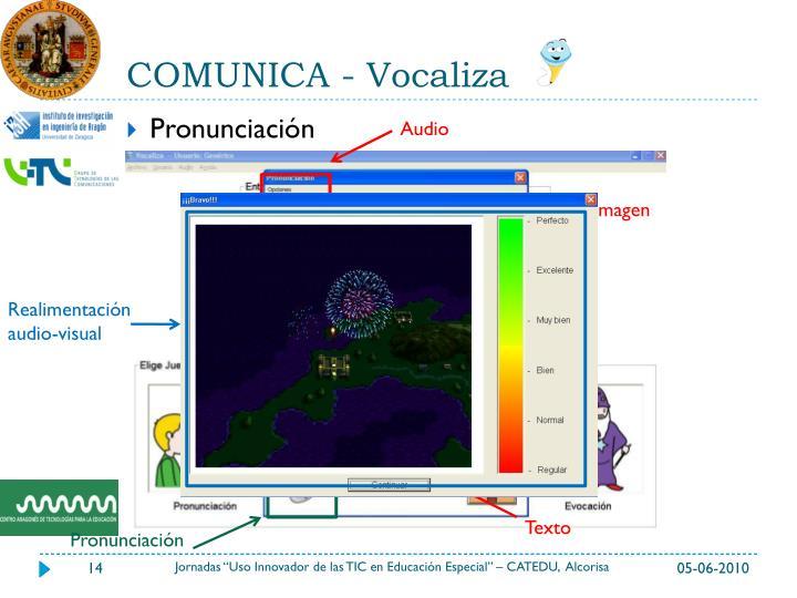 COMUNICA - Vocaliza
