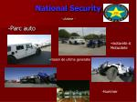 national security dotare