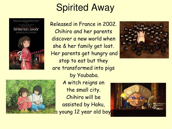 Released in France in 2002.