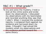 r c 1 what grade2