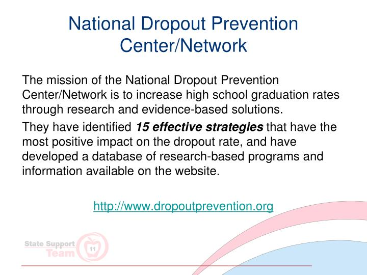 National Dropout Prevention