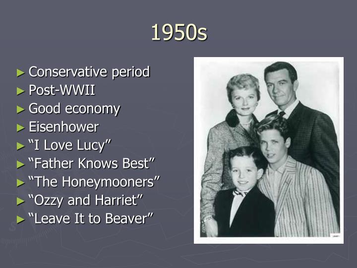 Conservative period