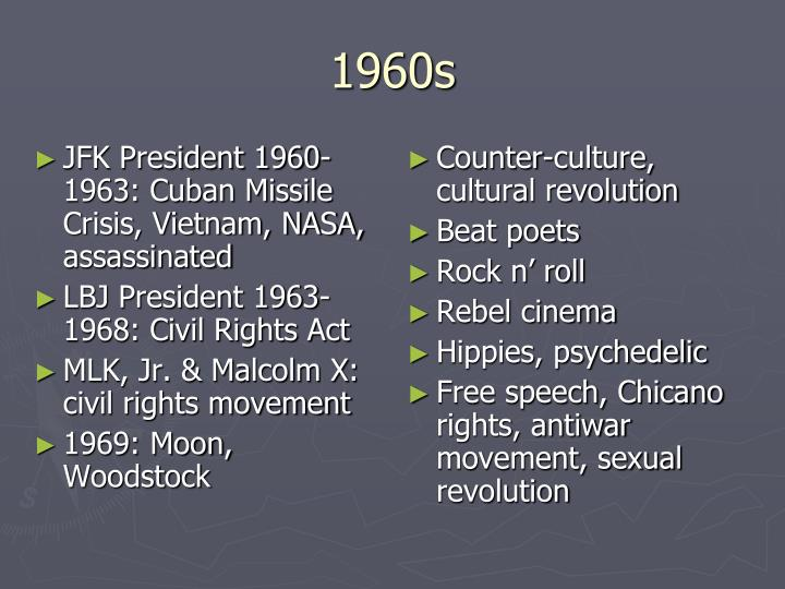 JFK President 1960-1963: Cuban Missile Crisis, Vietnam, NASA, assassinated