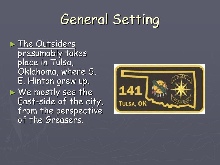 General Setting
