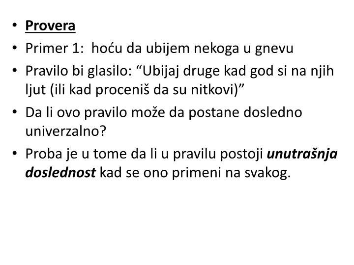 Provera