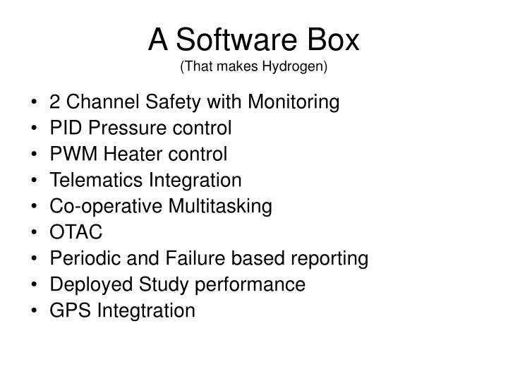 A Software Box