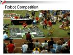 robot competition