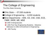 the college of engineering the ohio state university
