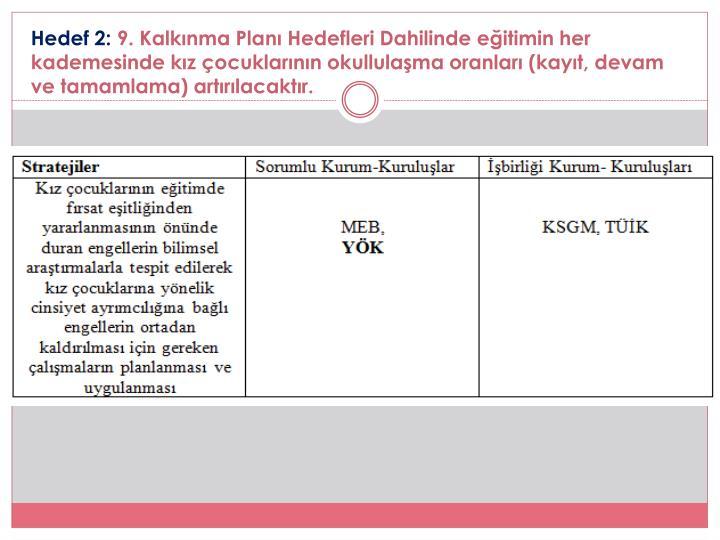 Hedef 2: