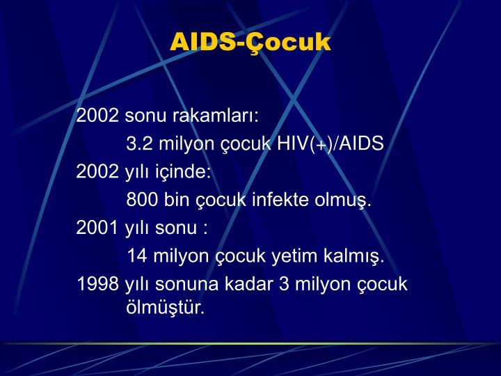 AIDS-Çocuk