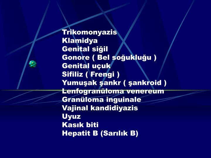 Trikomonyazis