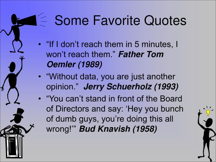 Some Favorite Quotes