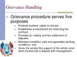 grievance handling1