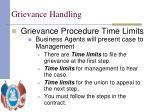 grievance handling21
