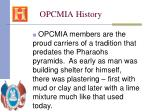 opcmia history1