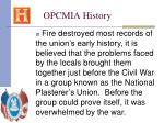 opcmia history11