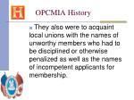 opcmia history13