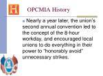 opcmia history16