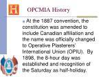 opcmia history17