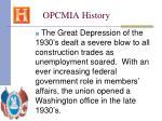 opcmia history21