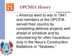 opcmia history22