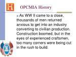 opcmia history23